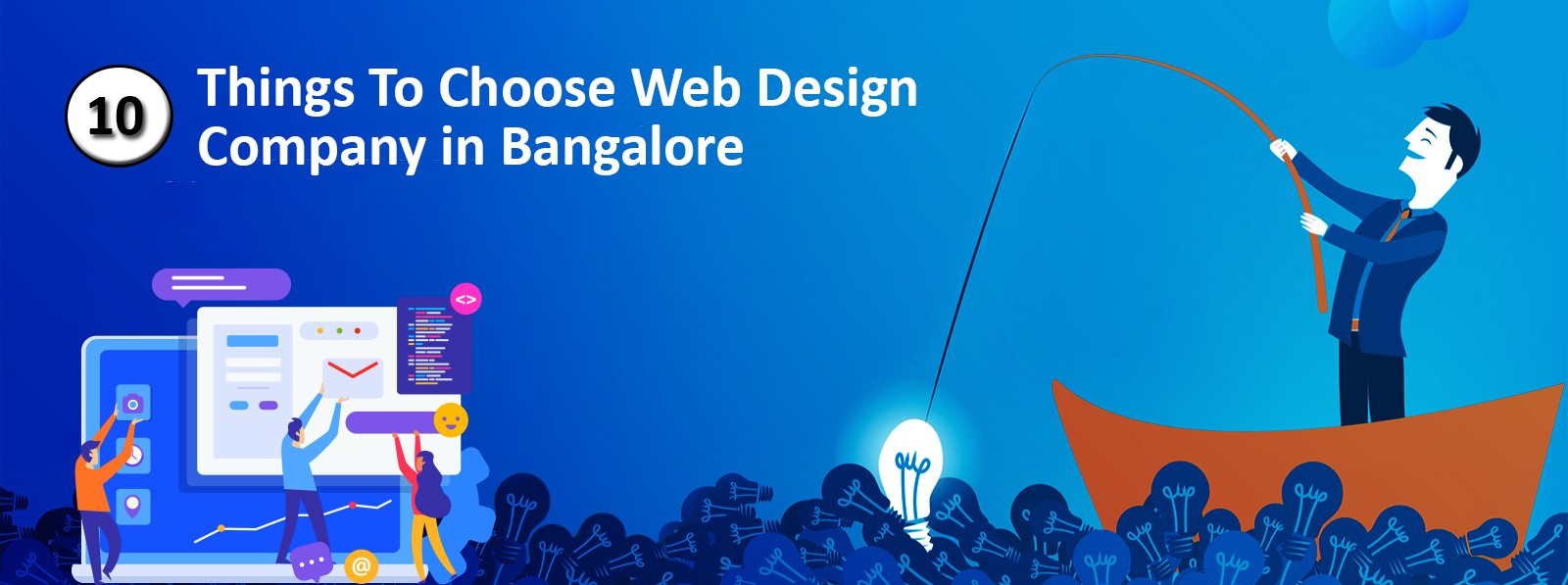 Choose web design company in Bangalore