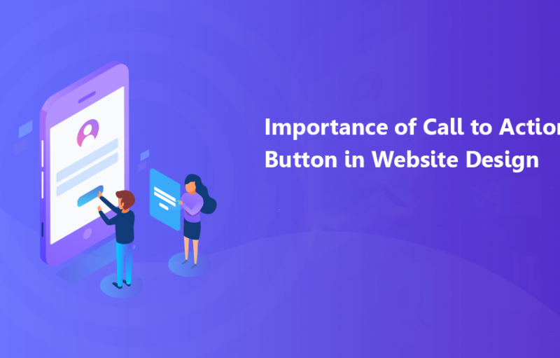 importance of call to action in website design
