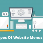 Types of Website menus